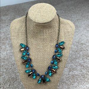 Lia Sophia jeweled necklace